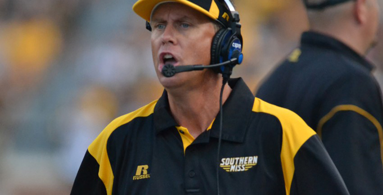 Southern Miss looking for first win against Arkansas