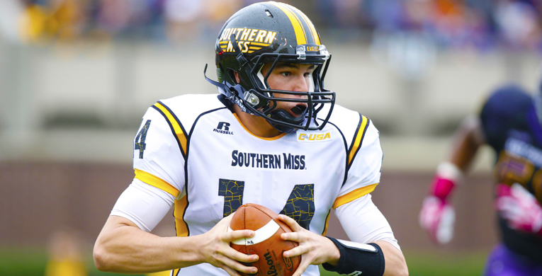 Southern Miss falls to ECU 55-14