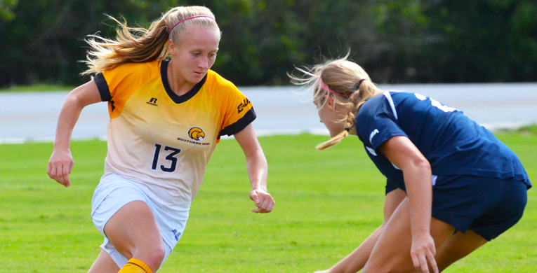 Southern Miss soccer loses to Rice at home