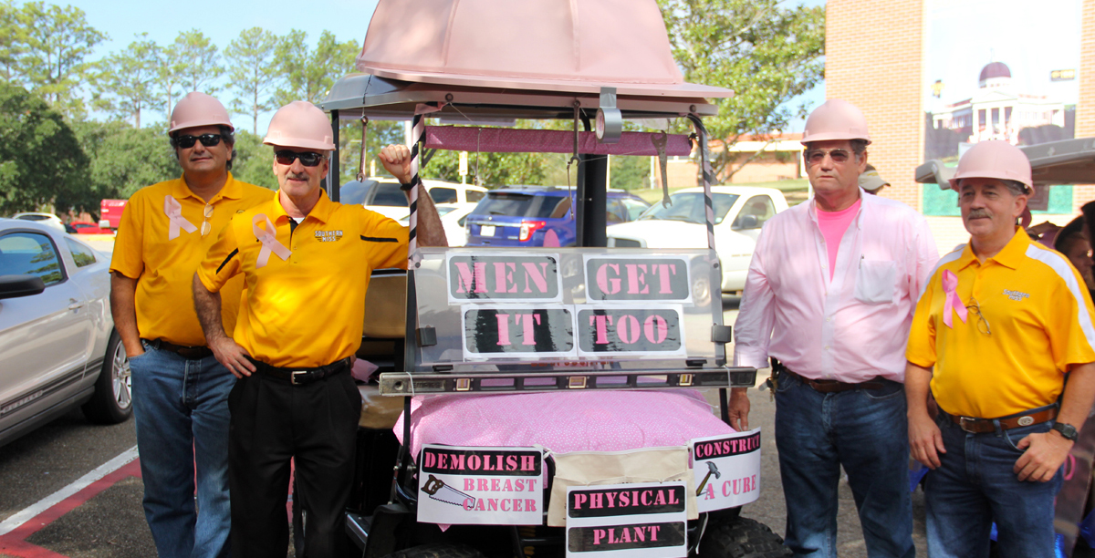 """Paint Southern Miss Pink"" Parade Gallery"