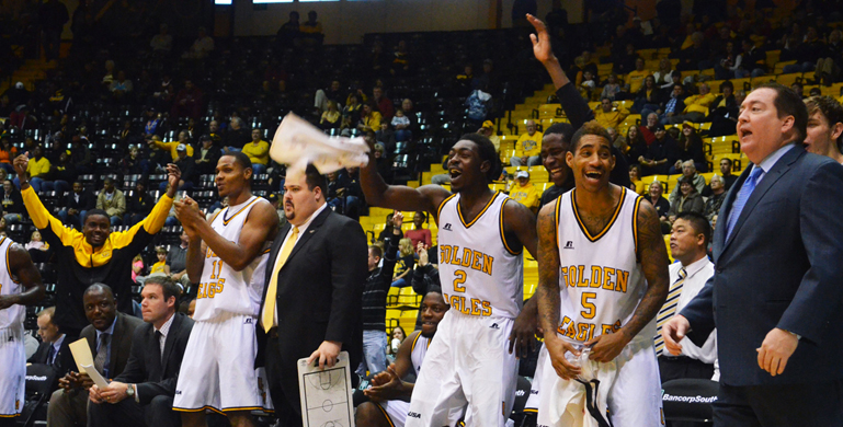 Southern Miss dominates William Carey, 99-54