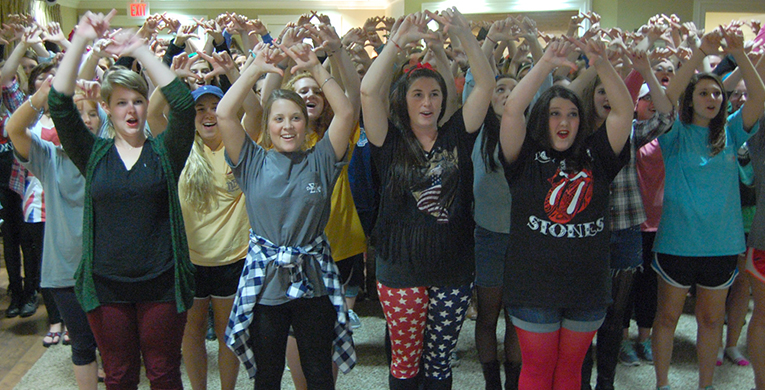 Chi Omega to Host 62nd Annual Songfest