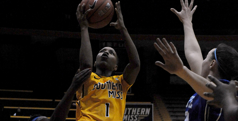 Lady Eagles upset No. 21 MTSU