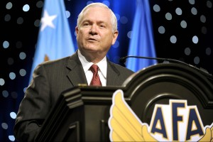 Former U.S. Secretary of Defense and Director of the Central Intelligence Agency, Robert Gates, will visit Hattiesburg Feb. 6 and speak at the Saenger Theatre as part of the Dale Lecture Series in International Security and Global Policy.   Cherie A. Cullen/OASDPA