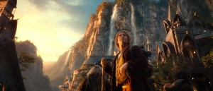 "MARTIN FREEMAN as Bilbo Baggins in New Line Cinema's and MGM's fantasy adventure ""THE HOBBIT: AN UNEXPECTED JOURNEY,"" a Warner Bros. Pictures release."