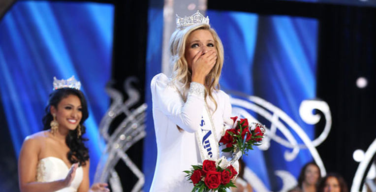 More to Miss America than red cup controversy