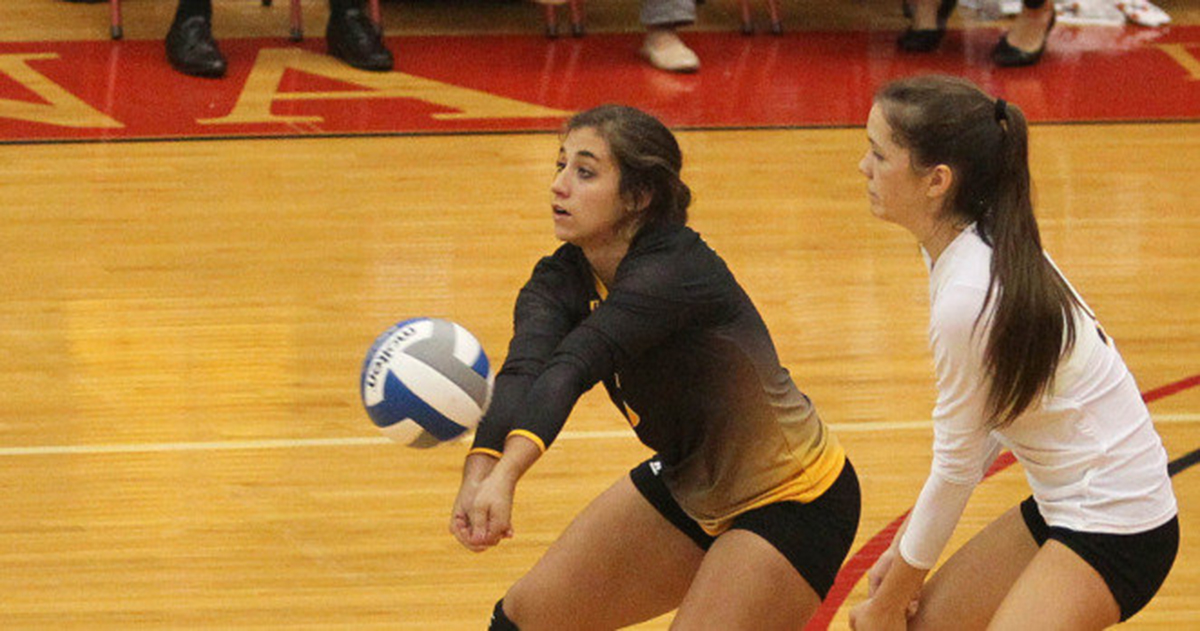 Stephany Purdue added 19 digs and recorded her first double-double for the season at the game against Northwestern State on Friday. Southern Miss defeated their opponents 3-1.