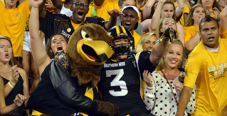 USM Victory Over Appalachian State