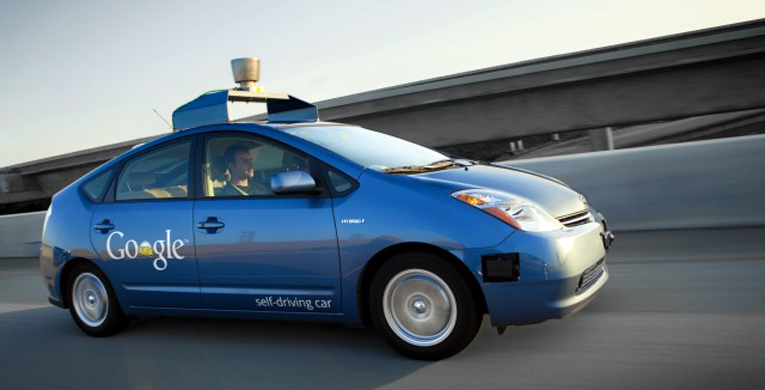 Self-driving car tests begin in California