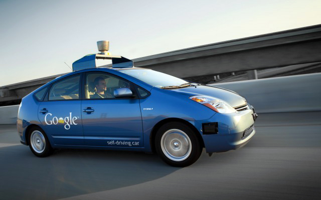 California is the second state to issue its first permit for self-driving vehicles, following Nev., who issued its first permit May 2012. -Courtesy photo