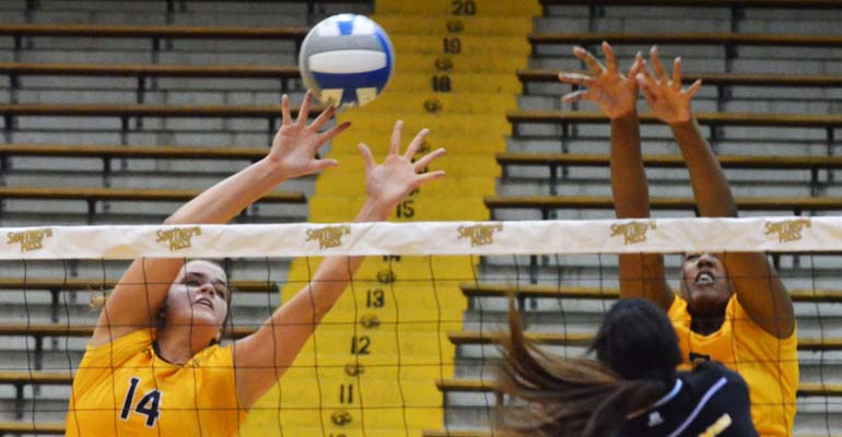 Southern Miss volleyball stays hot