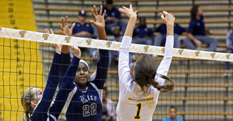 USM stays hot in conference play