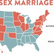 Source: Human Rights Campaign, ProCon.org  In the U.S., 32 states have legal same-sex marriage and 18 states prohibit it. Mississippi constitutionally bans same-sex marriage. - Infographic by Cody Bass