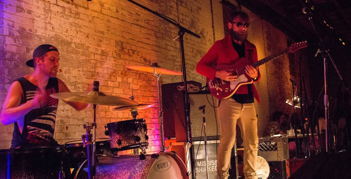 South City Records hosts show at Thirsty Hippo