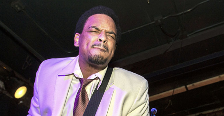 From basketball to blues  USM alumnus returns for WUSM concert
