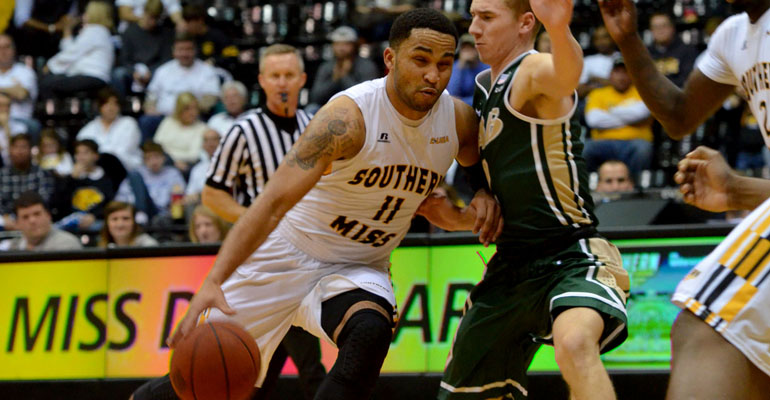 Golden Eagles Search for 1st Conference Win Against Rice