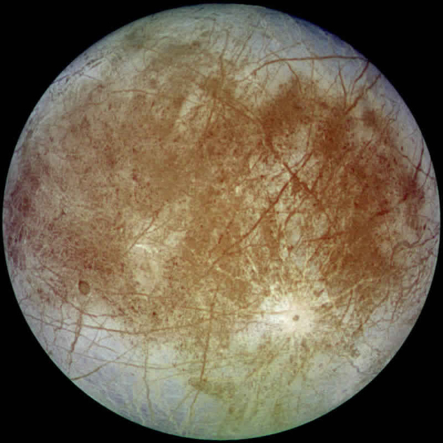 NASA Begins Search for Life on Europa