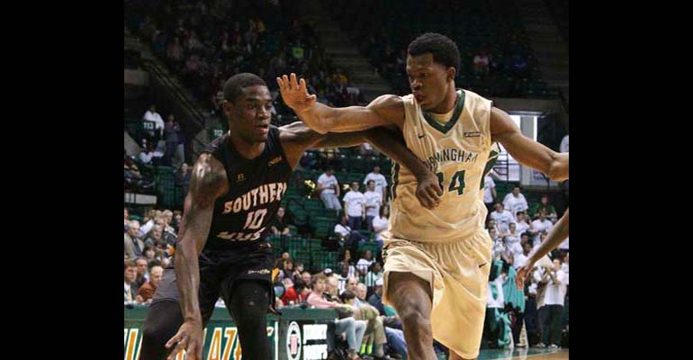 Foul Trouble Leads to Another USM Loss