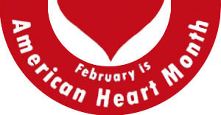 Students Join in Heart Health Month
