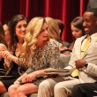 The Hall of Fame inductees participate in the 105th Anniversary of Southern Miss' Founders' Day in Bennett Auditorium Monday afternoon.- Lavenue Coren