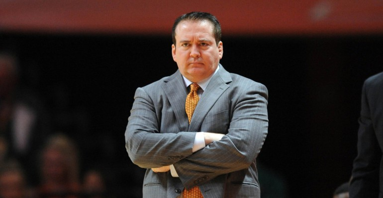 Tennessee Fires Tyndall After 1 Season