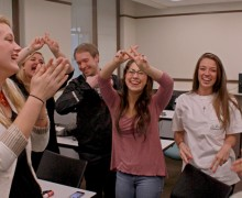 Advertising Students Advance in National Competition