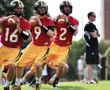 Competitions Headline Annual Spring Game