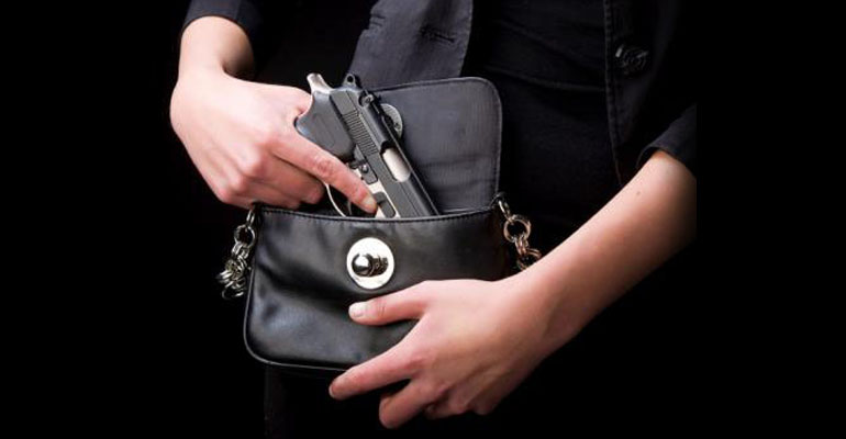 citizens carry concealed weapons