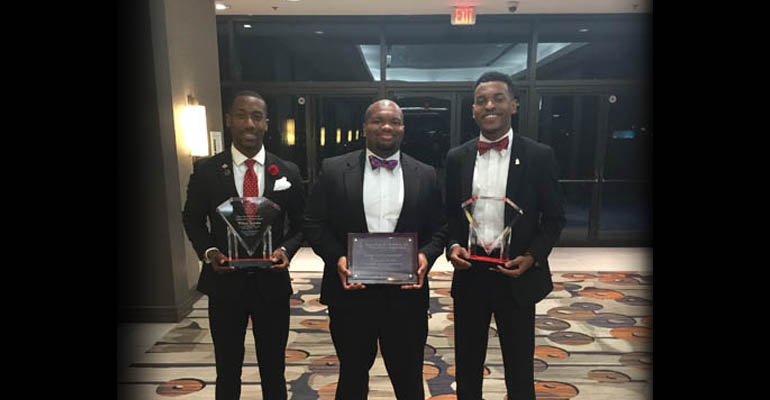 NPHC Fraternity Claims Chapter of the Year