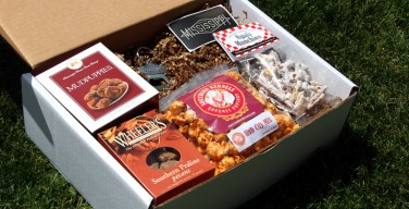 Student Gifts Others with Mississippi-in-a-Box