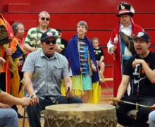 USM Powwow Connects Tribe, Community