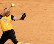 WKU's Hot Pitching Silences Lady Eagles