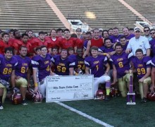SAE, Sigma Chi Face Off in Charity Bowl