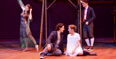 Department's Finale 'Spring Awakening' Opens Thursday