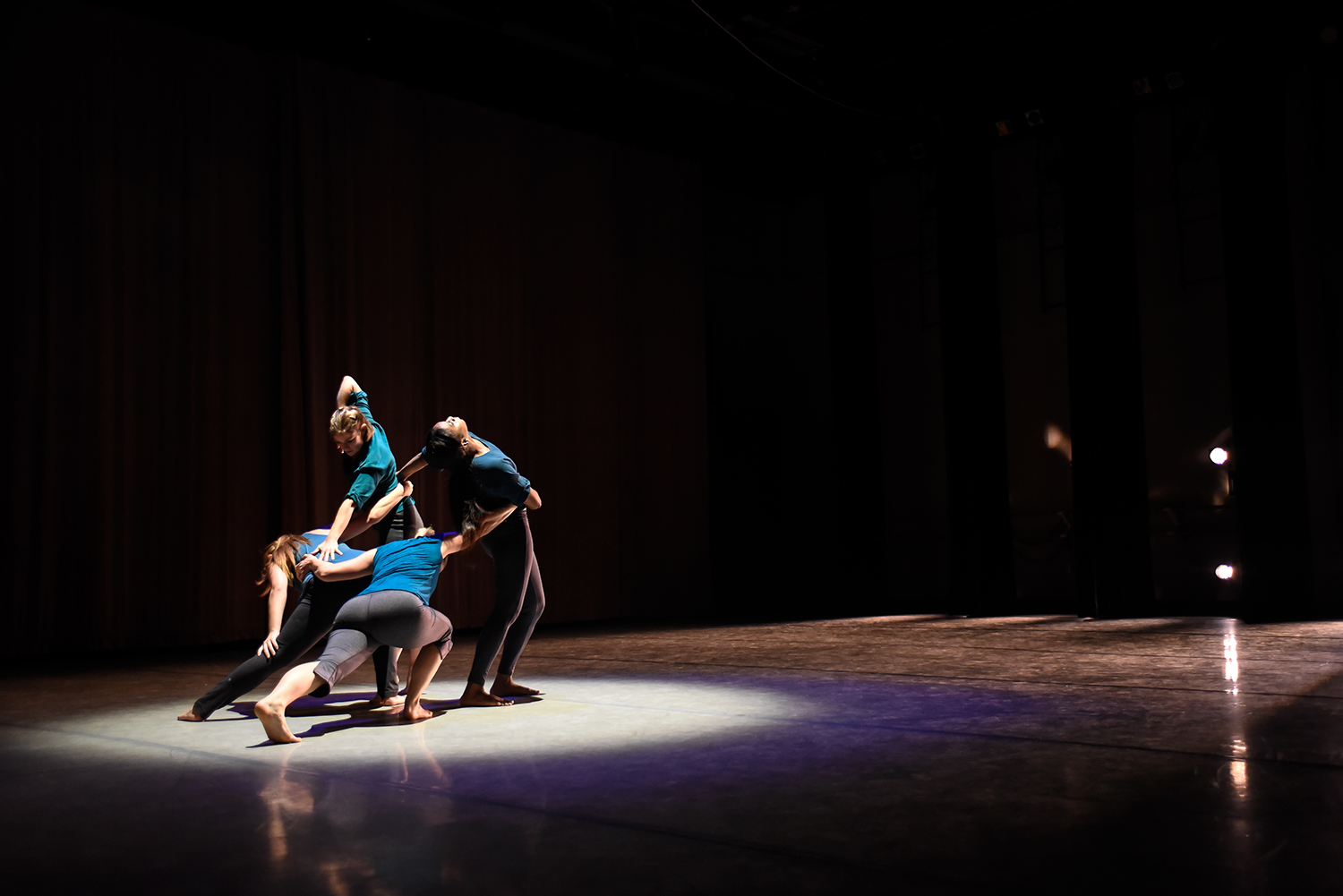 Hub Dance Collective presents In The Groove