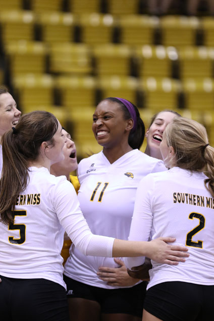 Eagles dominate in Southern Miss Invitational