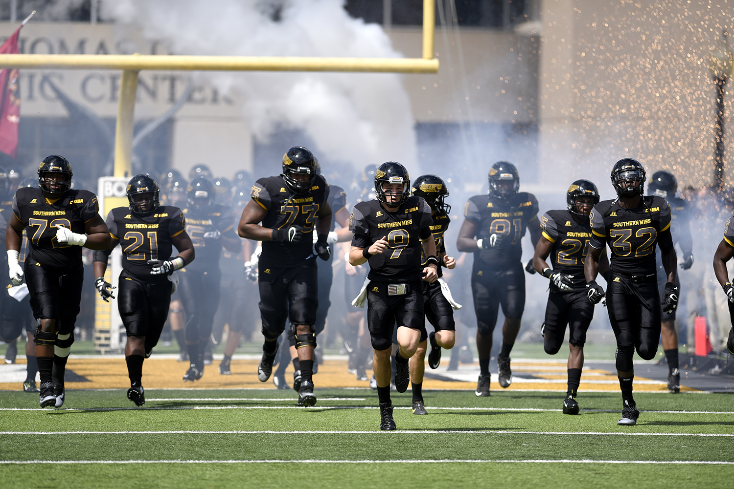 Southern Miss vs. Austin Peay [Sept 12, 2015] Photo Gallery