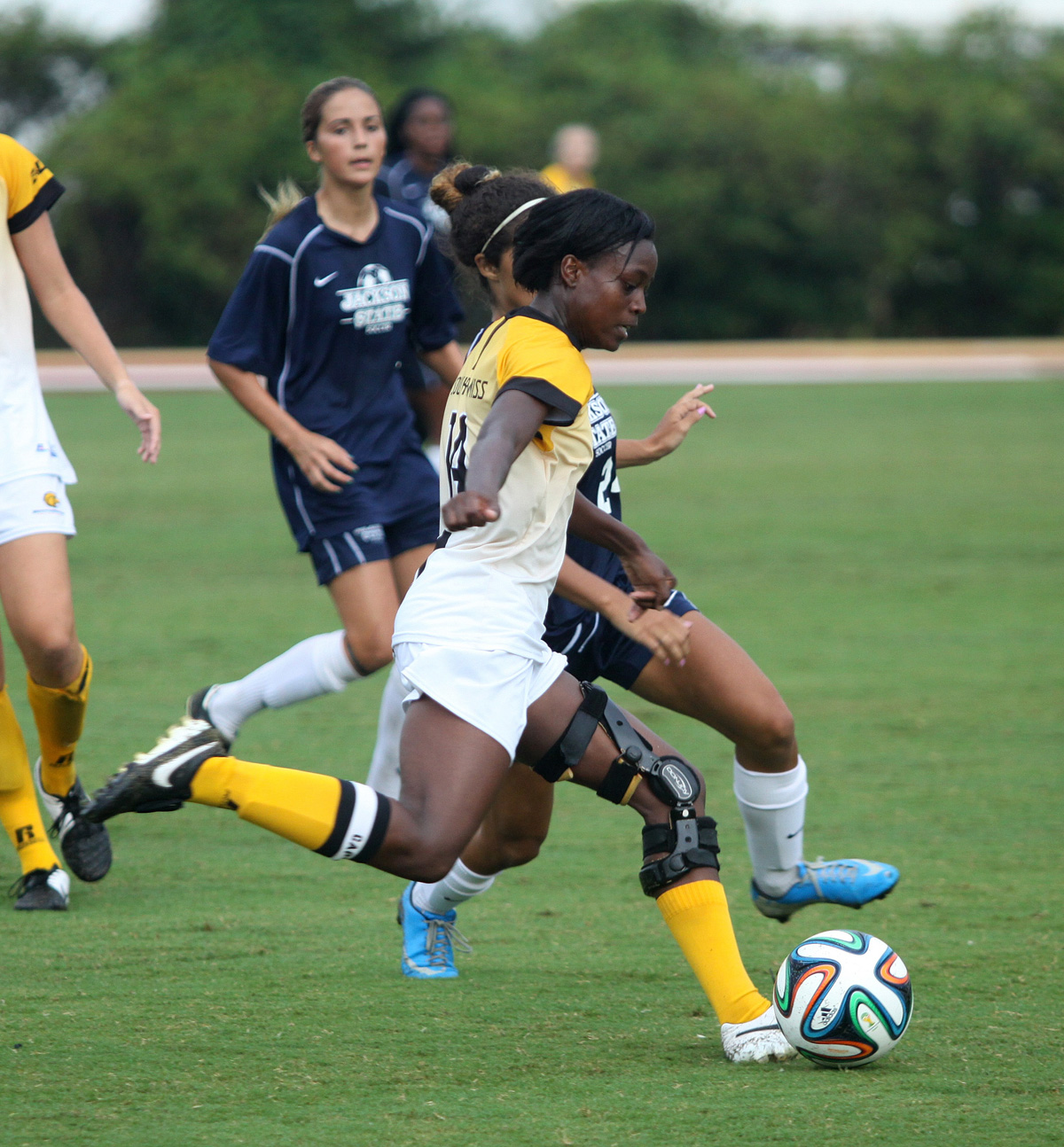 Hypolite optimistic about USM soccer