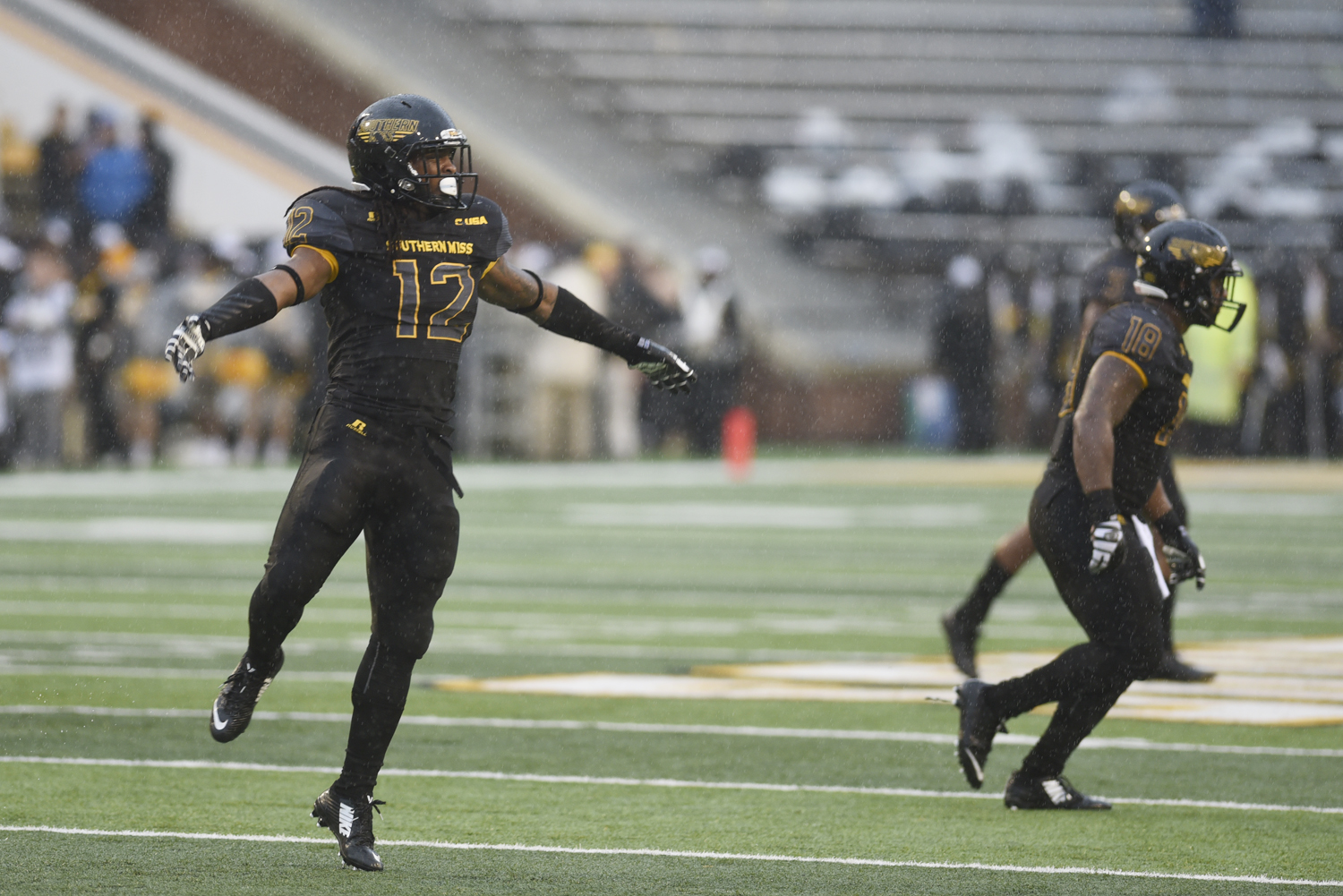How USM constructed its roster