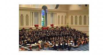 USM Orchestra to perform in holiday program