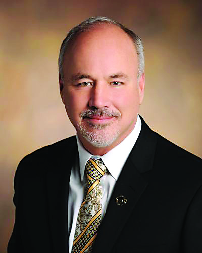 Dr. Steven R. Moser has been named Provost and Senior Vice President for Academic Affairs at Southern Miss. /Southern Miss Now
