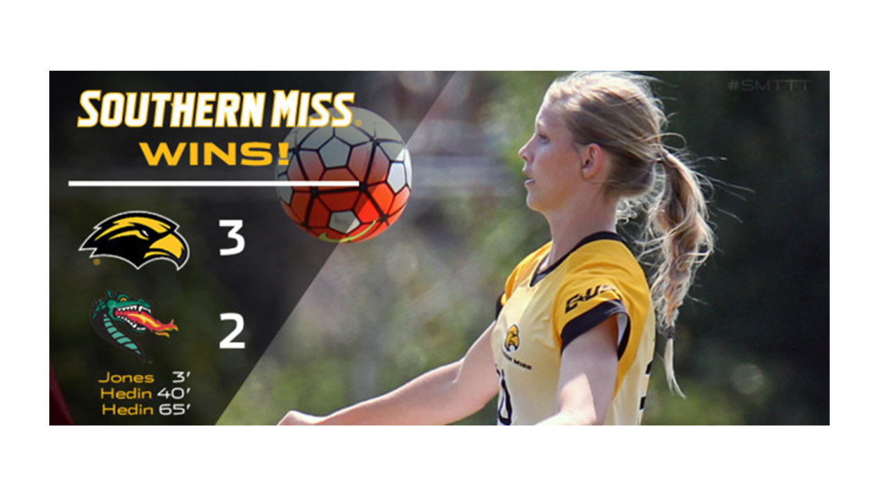 Golden Eagles end season with win over UAB