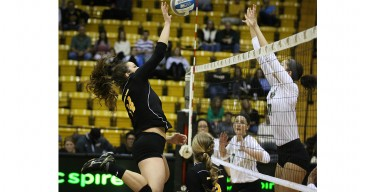 Southern Miss sweeps Marshall, escapes Charlotte