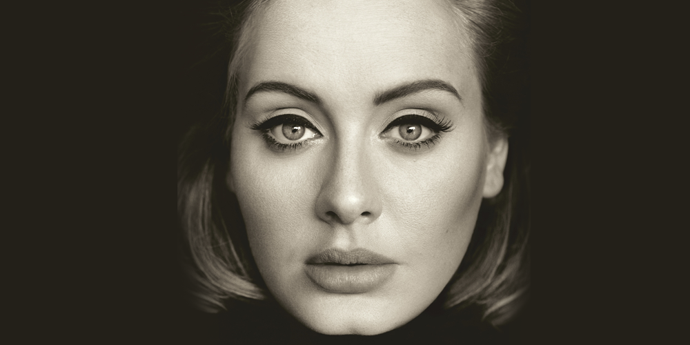 Adele triumphs with '25'