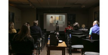 Cook library hosts first 16 mm film festival