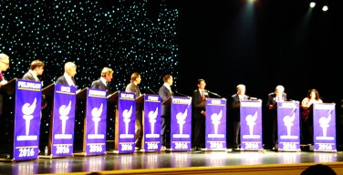 Beau Rivage hosts first Libertarian debate
