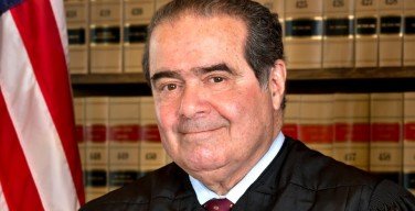 Remembering  Antonin Scalia