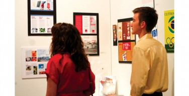 Art, design students showcase work in annual show