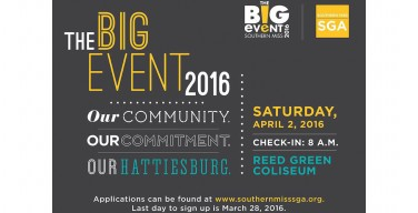 Sixth annual Big Event set for Saturday