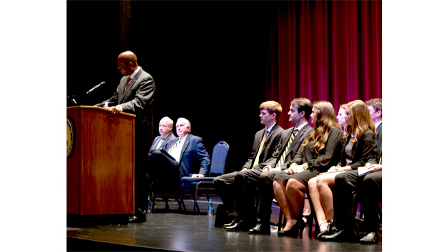 Students celebrated at 106th Founders' Day
